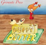 The Guppy Butter iPad Cover